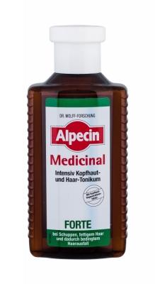 Medicinal Forte Intensive Scalp And Hair Tonic - Alpecin - Sampon