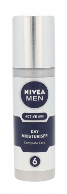 Men Active Age Day Moisturiser - Nivea - Crema antirid
