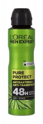 Men Expert Pure Protect 48H - L´Oreal Paris - Deodorant