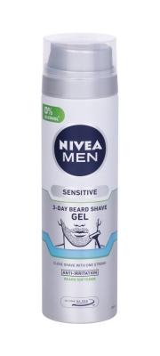 Men Sensitive 3-Day Beard - Nivea - Pentru barbierit