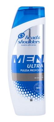 Men Ultra Deep Cleansing Anti-Dandruff - Head & Shoulders - Sampon