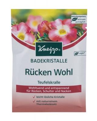 Mineral Bath Salt Back Comfort Devil´s Claw - Kneipp - Tratamente corporale