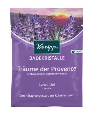 Mineral Bath Salt Dreams of Provence Lavender - Kneipp - Tratamente corporale