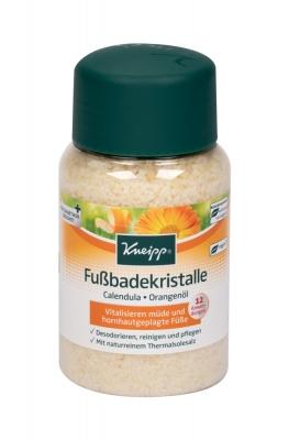 Mineral Bath Salt Foot Care Calendula & Orange - Kneipp - Tratamente corporale