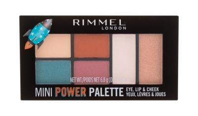 Mini Power Palette - Rimmel London - Fard de pleoape