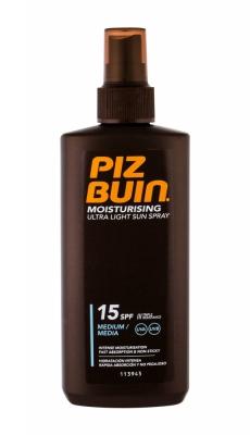Moisturising Ultra Light Sun Spray SPF15 - PIZ BUIN - Protectie solara