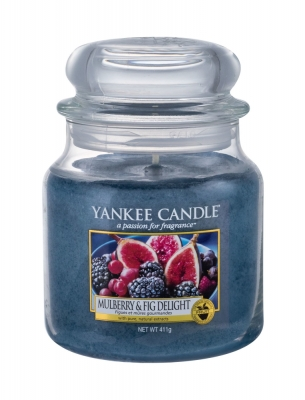 Mulberry & Fig Delight - Yankee Candle - Lumanari parfumate