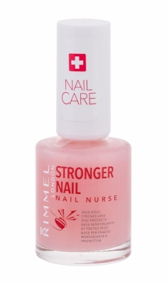Nail Nurse Stronger Nail - Rimmel London - Oja