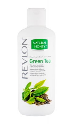 Natural Honey Green Tea - Revlon - Gel de dus