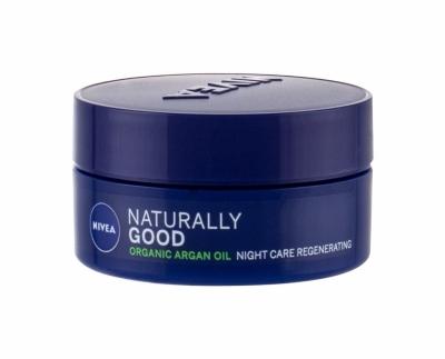 Naturally Good Argan Oil - Nivea - Crema de noapte