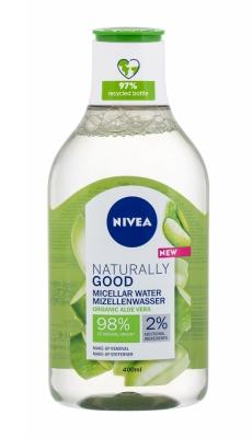 Naturally Good Organic Aloe Vera - Nivea - Apa micelara/termala