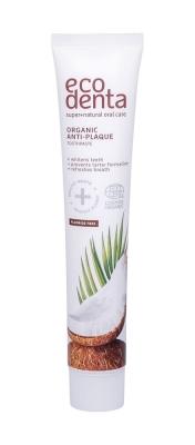 Organic Anti-Plaque - Ecodenta - Igiena dentara