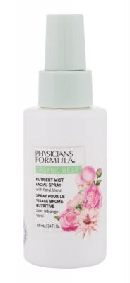 Organic Wear Nutrient Mist Facial Spray - Physicians Formula - Apa micelara/termala