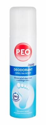 PEO Foot Deodorant - Astrid - Crema de picioare