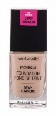 Photo Focus Dewy - Wet n Wild - Fond de ten