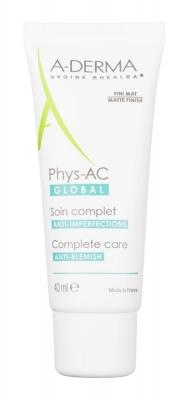 Phys-AC Global Complete Care - A-Derma - Crema de zi