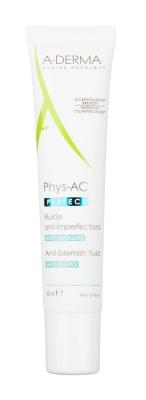 Phys-AC Perfect Anti-Blemish Fluid - A-Derma - Crema de zi