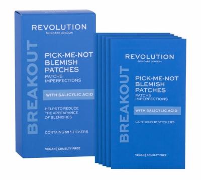 Pick-Me-Not Blemish Salicylic Acid - Revolution Skincare - Masca de fata