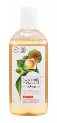 Powered By Plants Geranium - Dove - Gel de dus