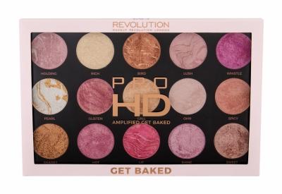 Pro HD Amplified Palette - Makeup Revolution London - Fard de pleoape
