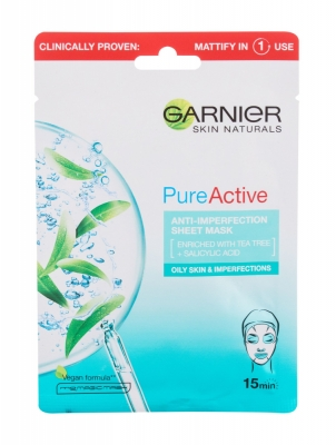 Pure Active Anti-Imperfection - Garnier - Masca de fata