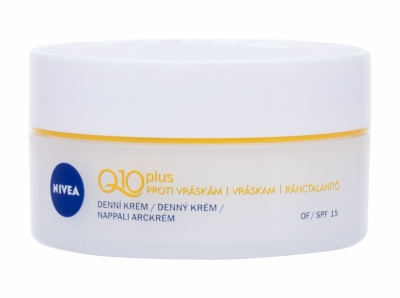 Q10 Power Anti-Wrinkle + Firming SPF15 - Nivea - Crema de zi