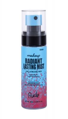 Radiant Lasting Makeup Mist - Rude Cosmetics - Apa micelara/termala