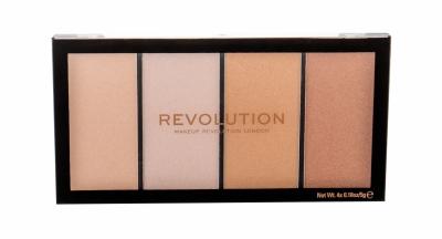 Re-loaded Palette - Makeup Revolution London - Iluminator