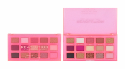 Reflective Palette - Makeup Revolution London - Fard de pleoape