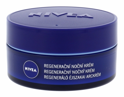 Moisturizing Night Cream Normal Skin - Nivea - Crema de fata