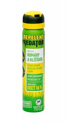 Repelent Deet 16% - PREDATOR - Protectie impotriva insectelor