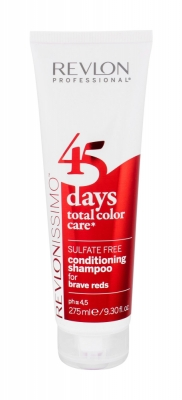 Revlonissimo 45 Days 2in1 For Brave Reds - Revlon Professional - Sampon