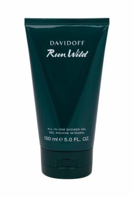 Run Wild - Davidoff - Gel de dus