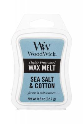 Sea Salt & Cotton - WoodWick -