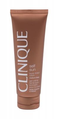 Self Sun Body Tinted Lotion - Clinique - Autobronzant