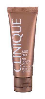 Self Sun Face Bronzing Gel Tint - Clinique - Autobronzant