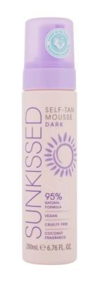 Self-Tan Mousse - Sunkissed - Protectie solara