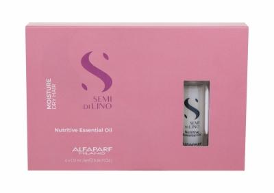 Semi Di Lino Moisture Nutritive Essential Oil - ALFAPARF MILANO - Ser