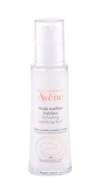 Sensitive Skin Refreshing Mattifying Fluid - Avene - Crema de fata