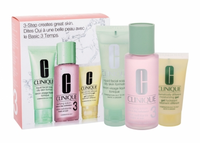 Set 3-Step Skin Care 3 - Clinique - Set cosmetica