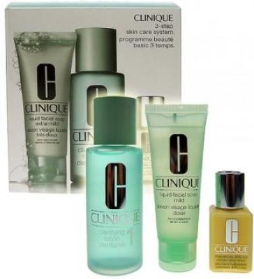 Set 3-Step Skin Care 1 - Clinique - Set cosmetica