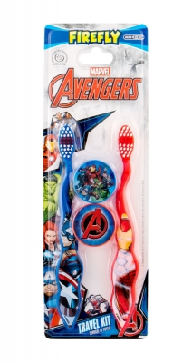 Set Avengers Toothbrush - Marvel - Copii