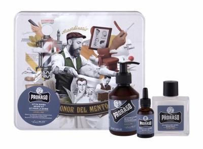 Set Azur Lime Beard Wash - PRORASO - Sampon