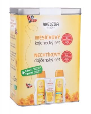 Set Baby Calendula Oil Set - Weleda - Copii