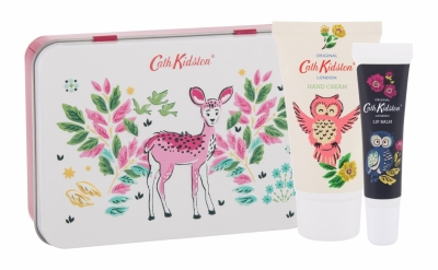 Set Cath Kidston Magical Woodland Hand & Lip - Heathcote & Ivory - Crema de maini