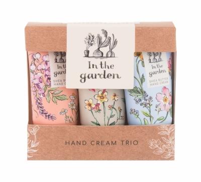 Set In The Garden Shea Butter - Heathcote & Ivory - Crema de maini