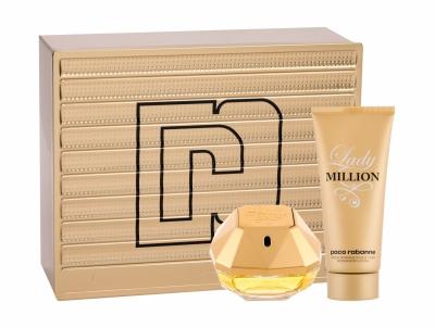 Set Lady Million - Paco Rabanne - Apa de parfum EDP