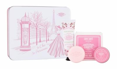 Set Light Hand Cream Rose Mademoiselle - Institut Karite - Crema de maini