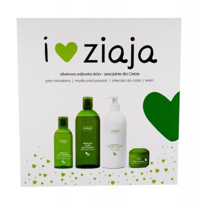 Set Natural Olive - Ziaja - Gel de dus