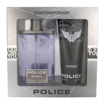 Set Original - Police - Apa de parfum